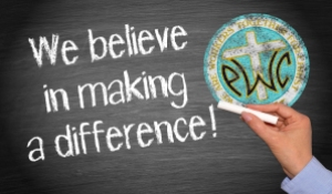 make a difference B