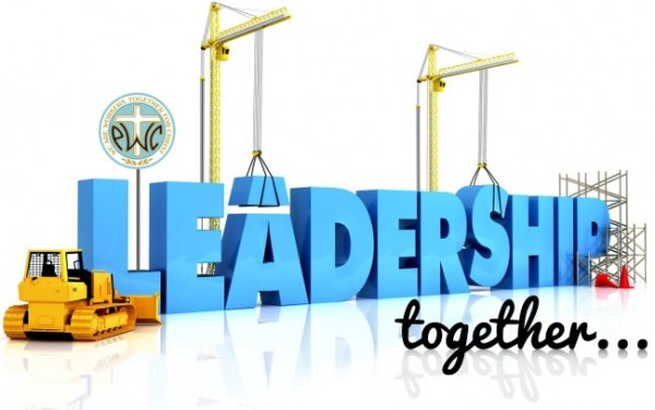 leadership construction together logo
