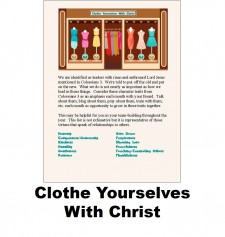 Clothe Yourselves 3
