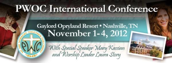 Conference banner header